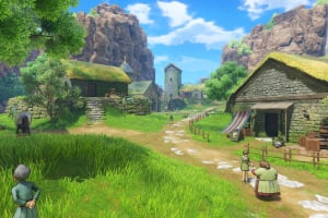 Dragon Quest XI: Echoes of an Elusive Age Screenshot