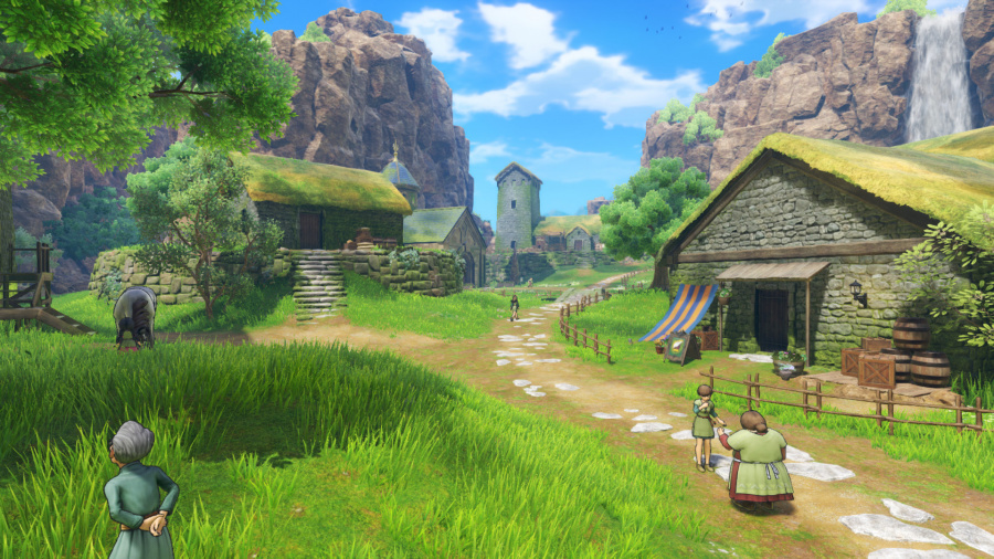 Dragon Quest XI: Echoes of an Elusive Age Review - Screenshot 3 of 5