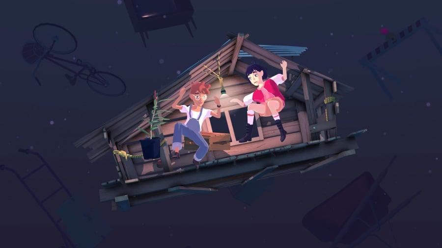 The Gardens Between Review - Screenshot 1 of 3