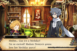 Labyrinth of Refrain: Coven of Dusk Screenshot