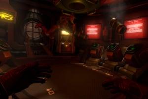 Downward Spiral: Horus Station Screenshot