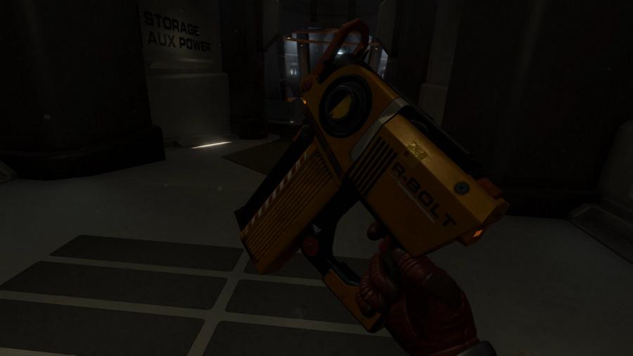 Downward Spiral: Horus Station Review - Screenshot 1 of 4