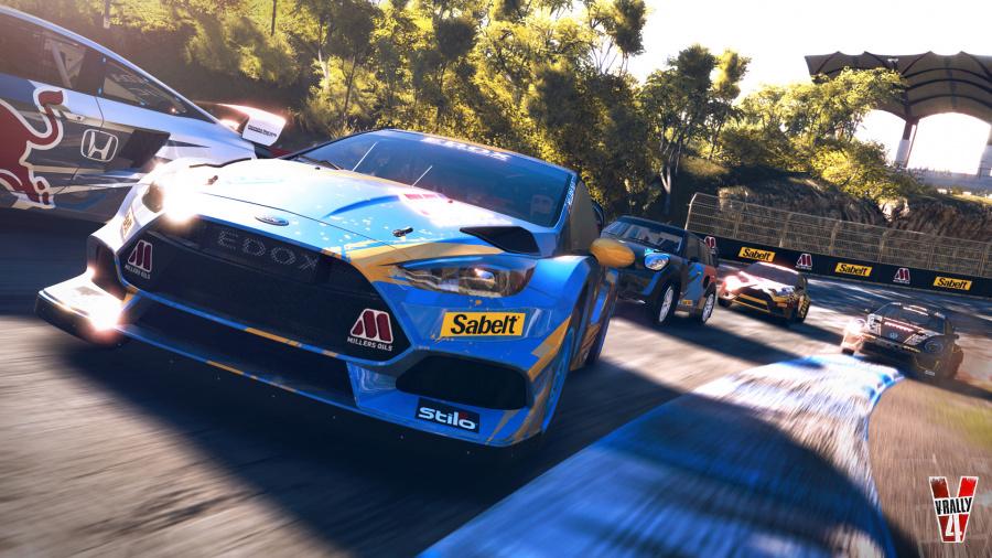 V-Rally 4 Review - Screenshot 3 of 4