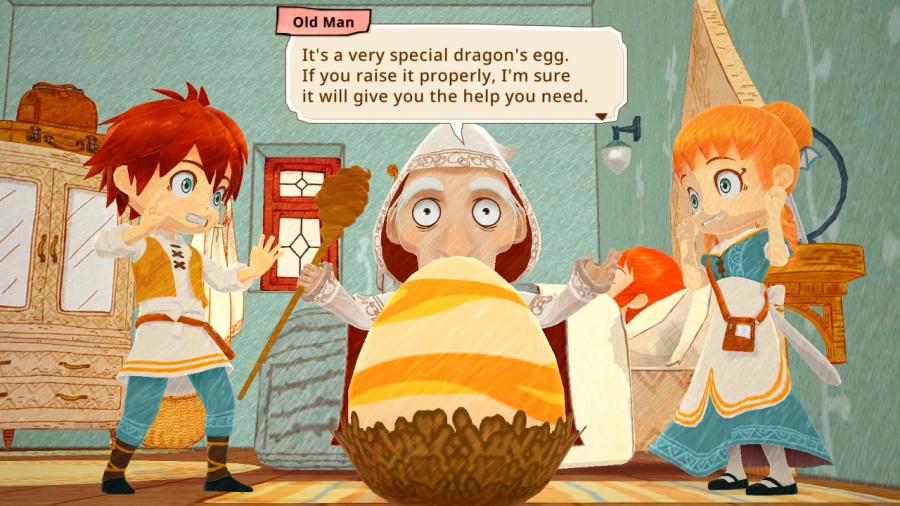 Little Dragons Café Review - Screenshot 1 of 4