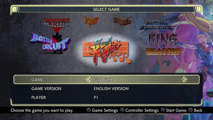 Capcom Beat 'Em Up Bundle Review - Screenshot 1 of 5