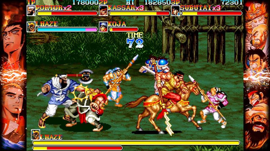 Capcom Beat 'Em Up Bundle Review - Screenshot 5 of 5