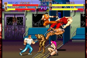 Capcom Beat 'Em Up Bundle Screenshot