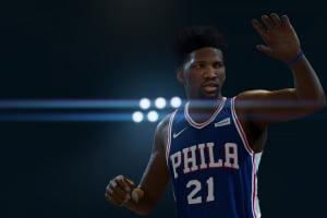 NBA Live 19 Screenshot