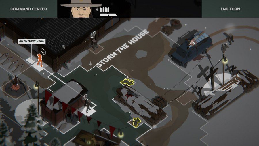 This Is the Police 2 Review - Screenshot 1 of 5