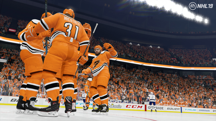 NHL 19 Review - Screenshot 1 of 4