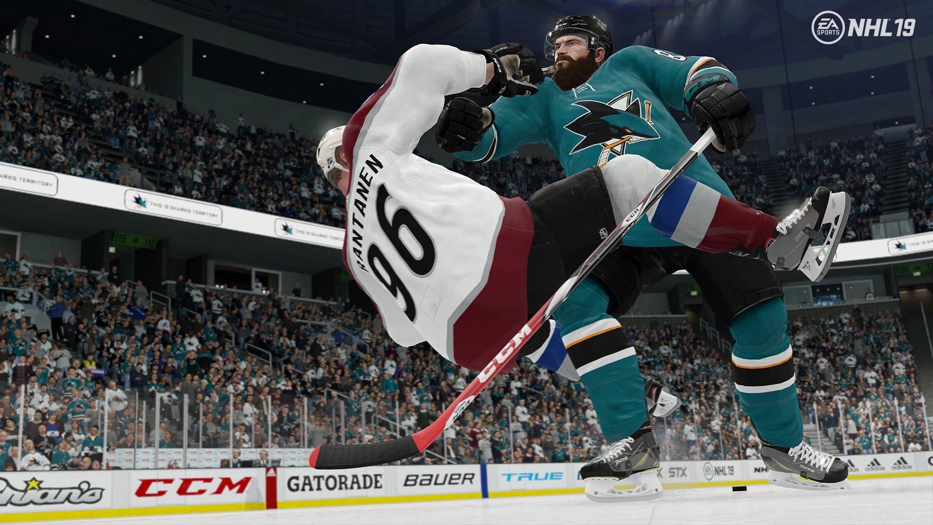 NHL 19 Review - Screenshot 1 of 4 e911ad1fd