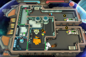 Catastronauts Screenshot
