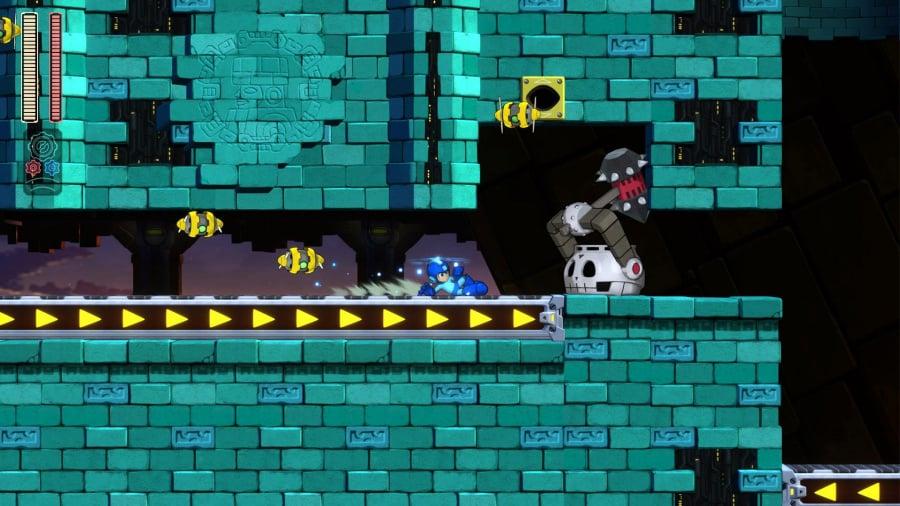 Mega Man 11 Review - Screenshot 1 of 4