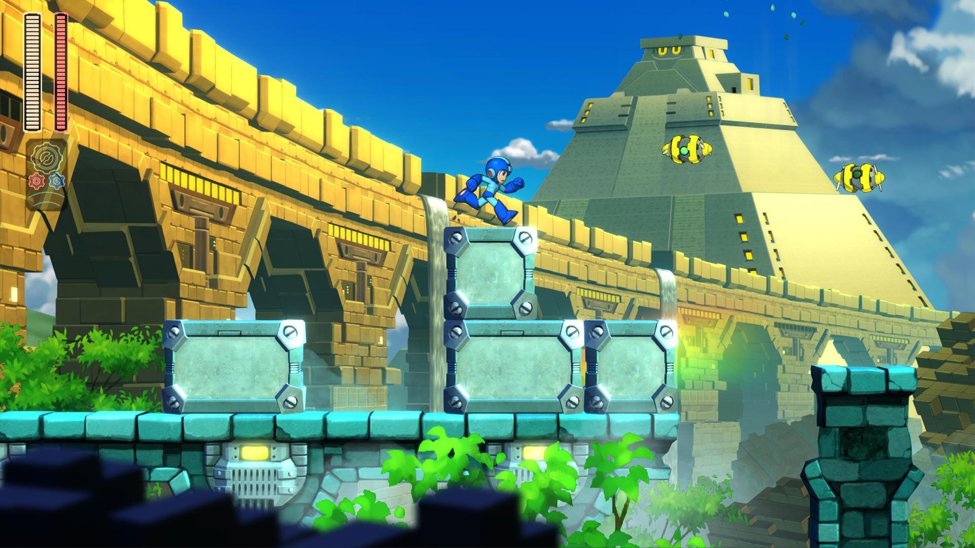Mega Man 11 Review (PS4)   Push Square