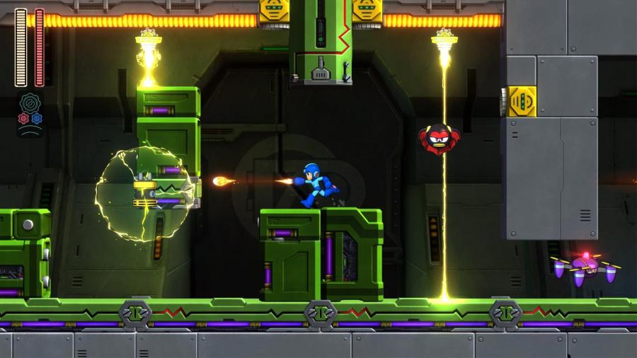 Mega Man 11 Review - Screenshot 3 of 4