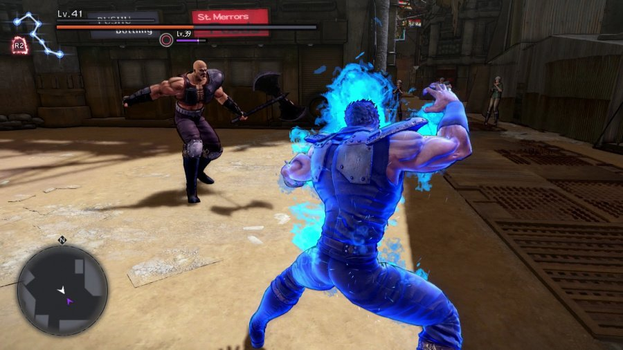Fist of the North Star: Lost Paradise Review - Screenshot 4 of 5