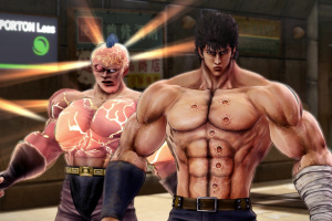 Fist of the North Star: Lost Paradise Screenshot