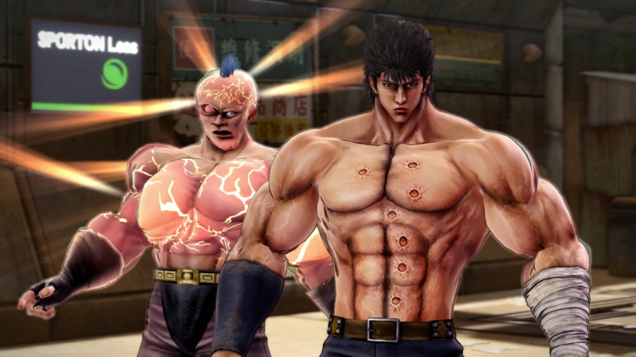 Fist of the North Star: Lost Paradise Review - Screenshot 1 of 5