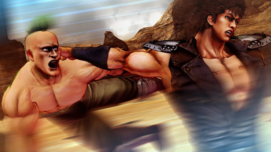 Fist of the North Star: Lost Paradise Review - Screenshot 5 of 5