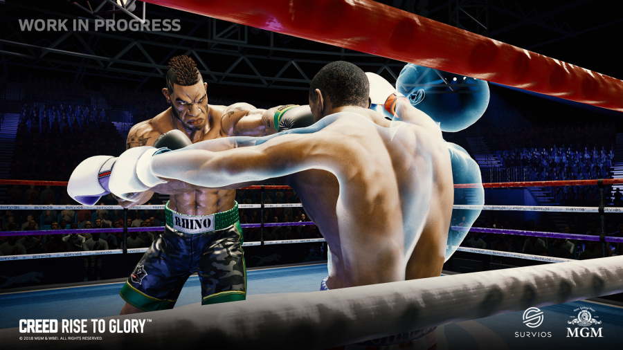 CREED: Rise to Glory Review - Screenshot 1 of 3