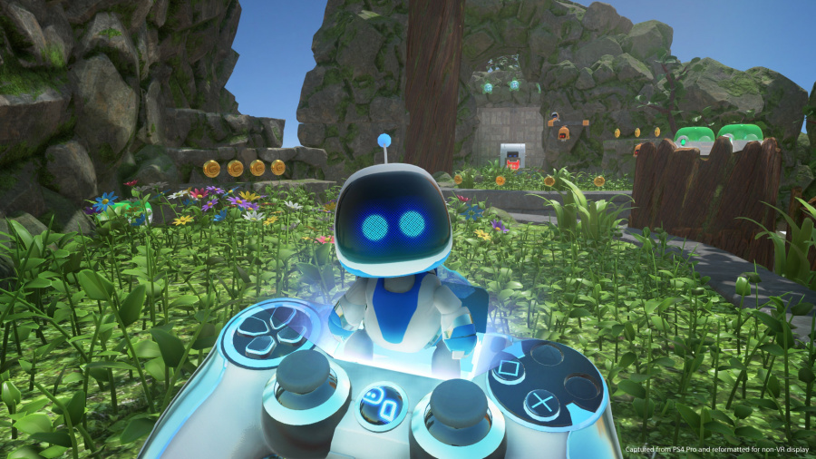 Astro Bot Rescue Mission Review - Screenshot 4 of 4