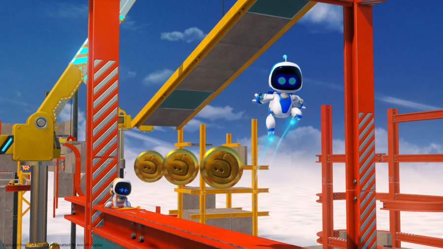 Astro Bot Rescue Mission Review - Screenshot 3 of 4