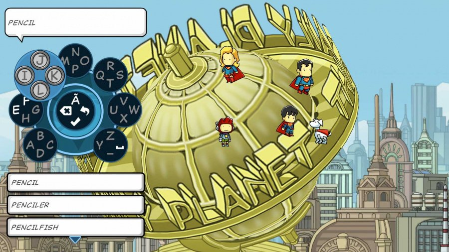 Scribblenauts Mega Pack Review - Screenshot 1 of 4