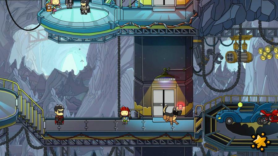Scribblenauts Mega Pack Review - Screenshot 3 of 4