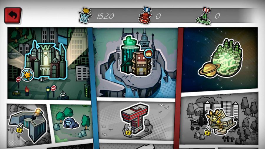 Scribblenauts Mega Pack Review - Screenshot 2 of 4