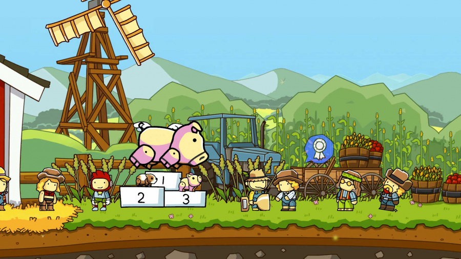 Scribblenauts Mega Pack Review - Screenshot 3 of 4