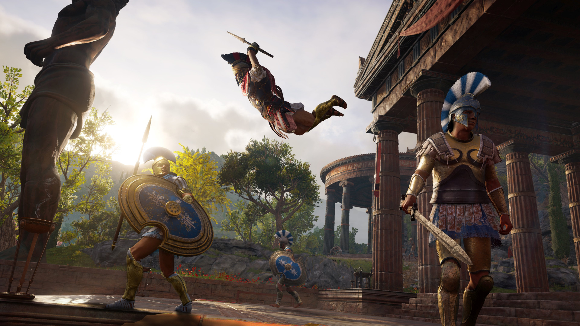 Assassin's Creed Odyssey Review (PS4) | Push Square
