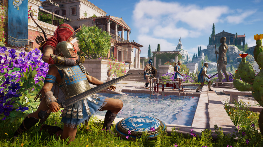 Assassin's Creed Odyssey Review - Screenshot 5 of 6