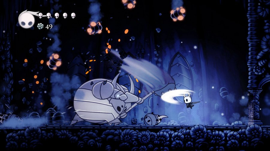 Hollow Knight: Voidheart Edition Review - Screenshot 1 of 6