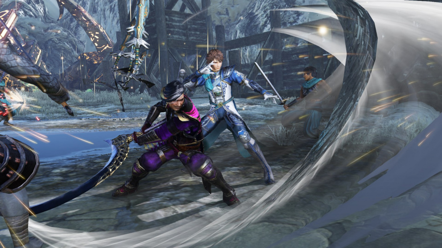 Warriors Orochi 4 Review - Screenshot 1 of 4