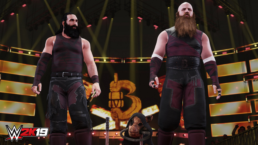 WWE 2K19 Review - Screenshot 4 of 4