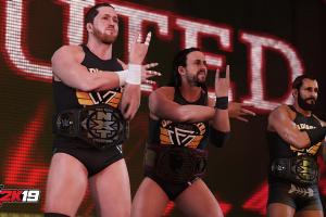 WWE 2K19 Screenshot