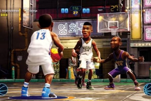 NBA 2K Playgrounds 2 Screenshot