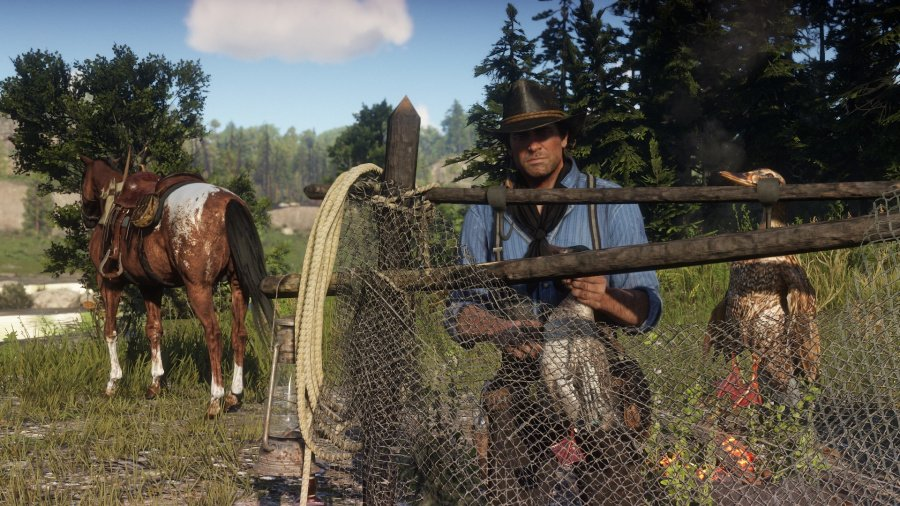 Red Dead Redemption 2 Review - Screenshot 2 of 6