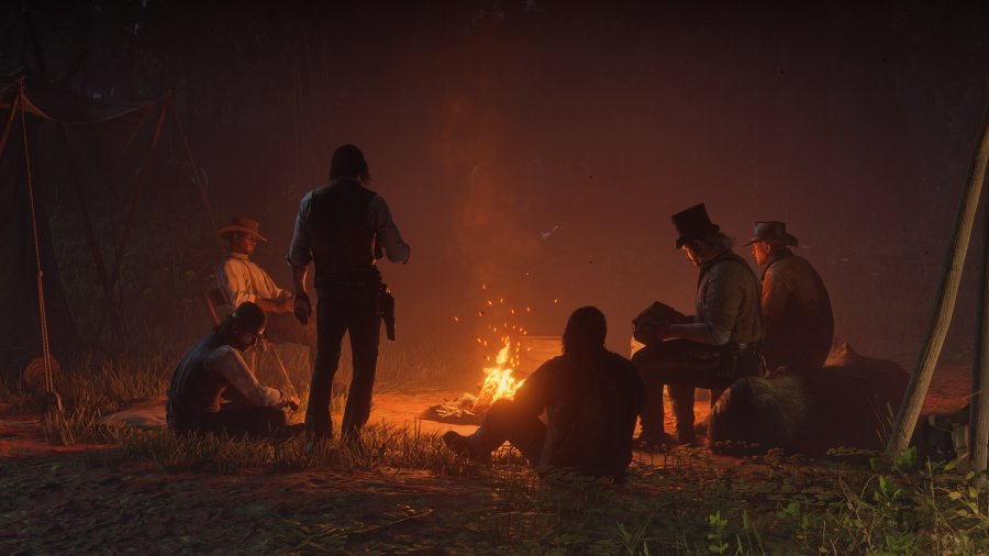 Red Dead Redemption 2 Review - Screenshot 1 of 6