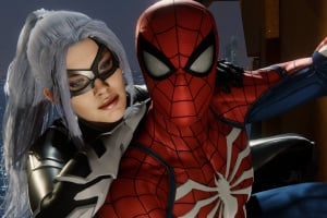 Marvel's Spider-Man: The Heist Screenshot
