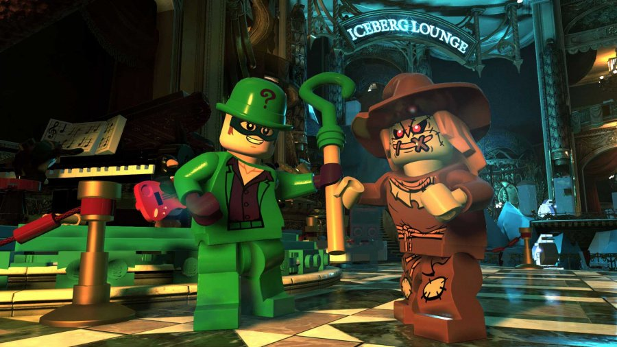 LEGO DC Super-Villains Review - Screenshot 1 of 3