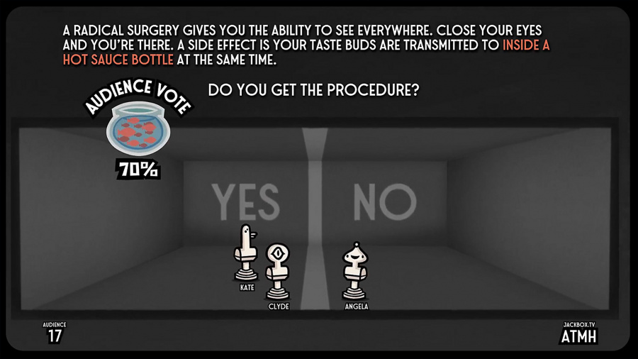 The Jackbox Party Pack 5 Review - Screenshot 3 of 4