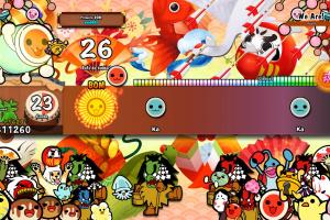 Taiko No Tatsujin: Drum Session! Screenshot