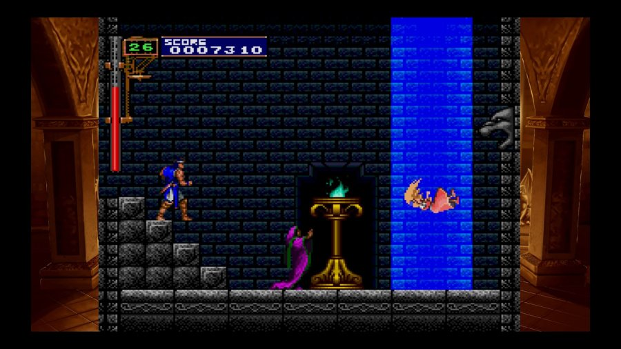 Castlevania Requiem Review - Screenshot 2 of 6