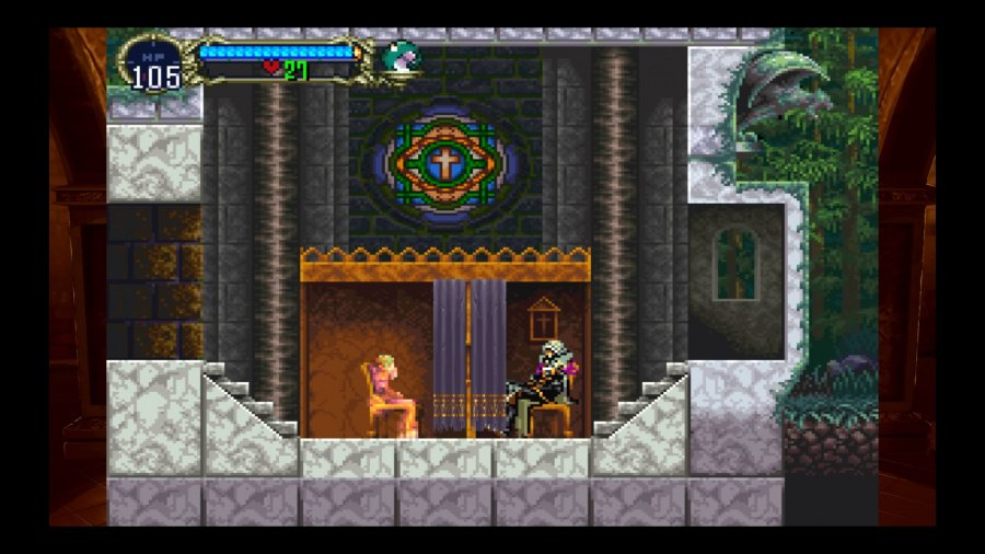Castlevania Requiem Review - Screenshot 6 of 6