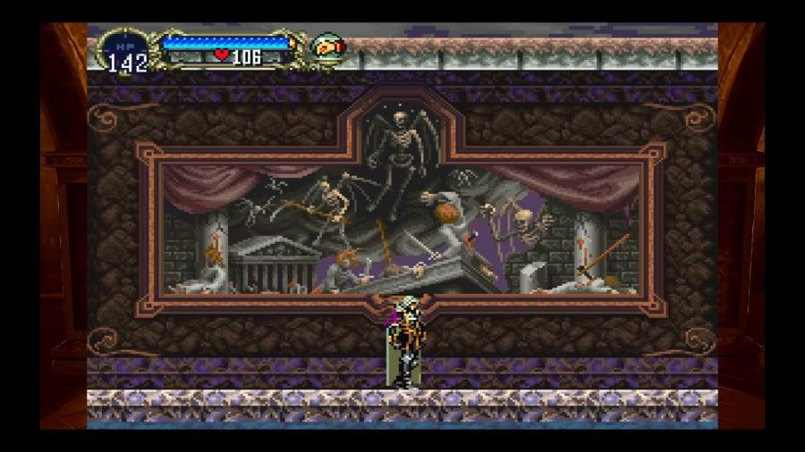 Castlevania Requiem Review - Screenshot 4 of 6