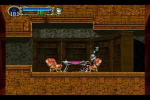 Castlevania Requiem Screenshot