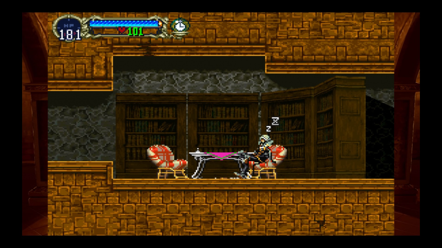 Castlevania Requiem Review - Screenshot 4 of 6
