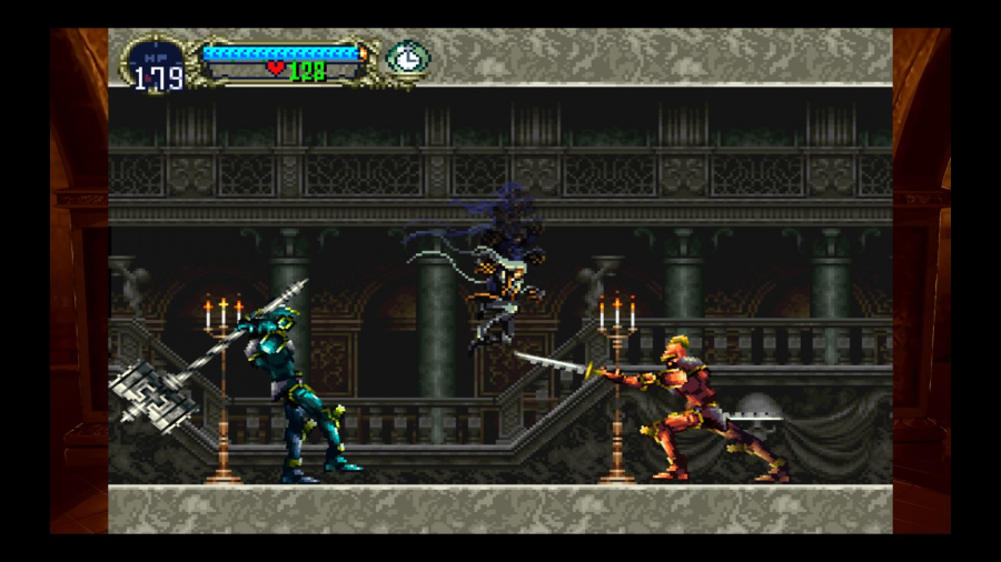 Castlevania Requiem Review - Screenshot 5 of 6