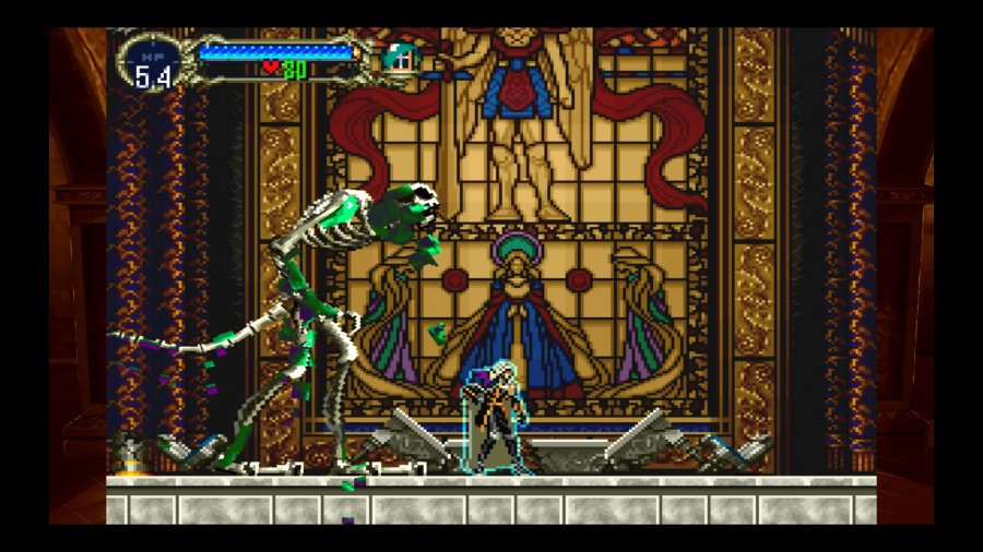 Castlevania Requiem Review - Screenshot 3 of 6